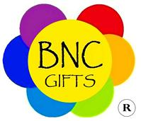 BNC GIFTS trademark brand, for communities with community. West London art craft projects. Gift Craft & Entertainment.