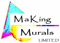 MAKING MURALS LIMITED audio visual production for BNC GIFTS ® promoting gifts craft and well being ~ History of community murals in West London and Surrey