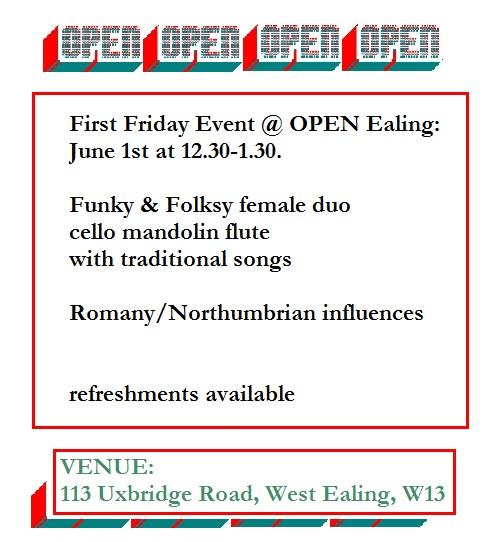 OPEN Ealing Arts Centre, what's on in Ealing, West London this month, please support our Arts Centre and help all to enjoy being creative and sharing creativity